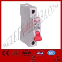 63amp 6KA 230/400V retrofit C45 mcb SGB1-63 miniature circuit breaker control switch