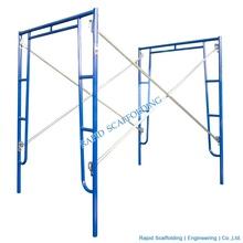 Walk through Frame system powder coated scaffolding