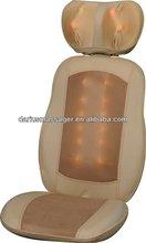 car seat massager cushion with heat shiatsu vibration