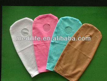 One-piece urostomy bag (Embedded style) ostomy bag ostomy bag cover punching bag cover