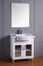 2012 New Style freestanding vertical PVC Bathroom Cabinet