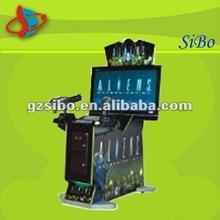 "GM3220 42""LCD Alien arcade machines,shooting machines,video games"