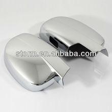 SIZZLE Auto Parts GMC Sierra/ Yukon/Chevy Tahoe/Suburban ABS Chrome Car Mirror Cover