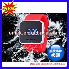 brand original silicone watches men wrist watch