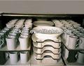 un four de la plaque sic utilisé pour la céramique de bol
