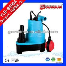 10000l/h laghetto pompa sommergibile ylb-9500a