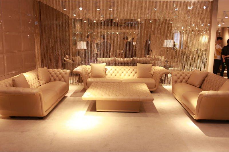Luxury Modern Leather Sofa Set, View Modern Leather Sofa, BONLIVING