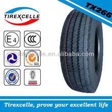 Heavy Duty 700/16 TBR Truck Tyres