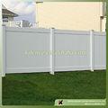 vente chaude pvc clôture de protection