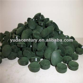 500mg Spirulina tablets