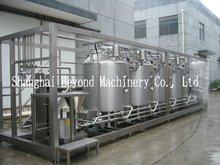 small capacity yogurt production line