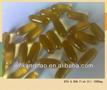 Blood System Regulation Deep Sea Fish Oil 1000mg Softgels