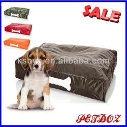 dog bed grey