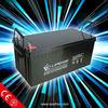 storage battery 12V 200AH gel battery for solar system
