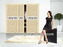 Cheap Closet Wardrobe Sliding Door
