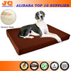 Professional China Foam Manufacturer Memory Foam Dog Bed