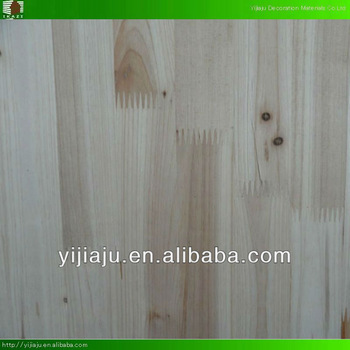 2013 High Quality Finger Jointed Trim Wood Board