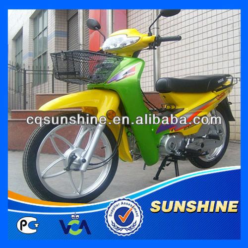 SX110-7 New Gas 110CC Cheap Cub Motorcycle