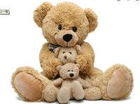 custom plush teddy bear toys