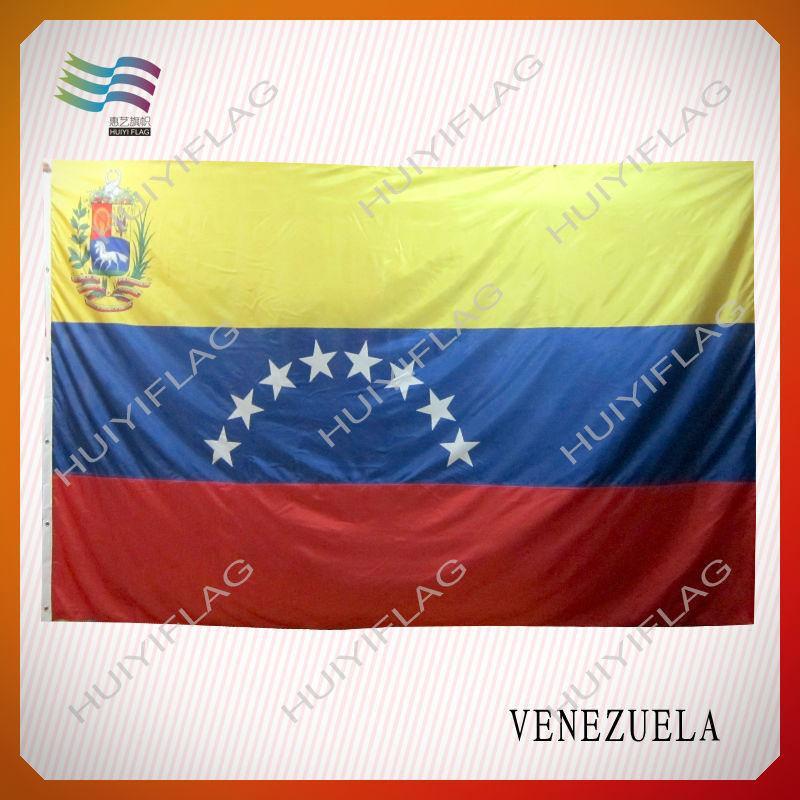 por encargo de venezuela de la bandera nacional