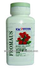 2012 Best Oragnic Whitening Rose Oil Softgels 500mg
