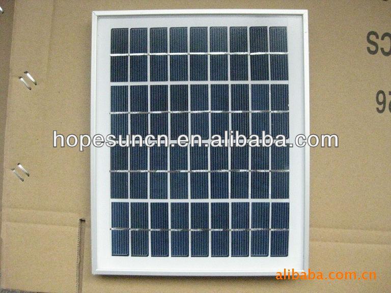 Cheap 5w monocrystalline solar panel price