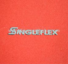 100% Nickel logo,garment brand logo