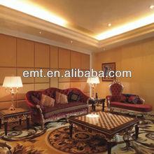 Luxury Europen Design Hotel Living Room Furniture (DM-C6032)