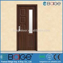 BG-P9073 bathroom pvc doors prices/bathroom pvc kerala door prices