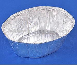 Household Aluminium Foil Container