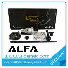 Alfa High Power Wireless USB Adapter Optional Realtek 8187L or Ralink 3070 Chipset