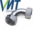unione idraulico tubo a gomito di raccordo