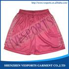 Micro mesh Basketball Shorts Sublimation Printing