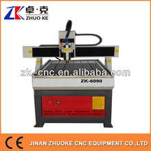 High Speed Metal CNC Engraving &Cutting Machine ZK-6090(600*900mm)