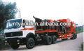 Gjc100 - 30 ( 70 - 30 ) t trailer - montado unidade de cimentação