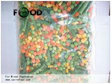 1kg frozen vegetable with best price frozrn mixed vegetables for top quality iqf mixed vegetables
