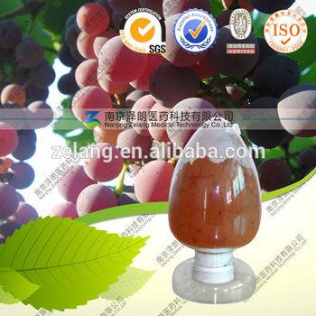 Red Grape Skin Extract / Resveratrol/grape skin pigments