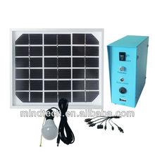 3w solar shed lighting kit