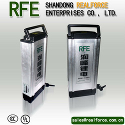 lithium ion battery 36v 10ah lifepo4 battery pack