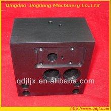 Pneumatic element precision cnc machining parts