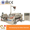 High Speed PE Slit Rewinding Machine