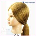 Estoque 2014 venda quente e de formação de cabeleireiro cabeça de boneca/feminino manequim cabeça formação