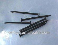 black smooth concrete nail /fuyu metal