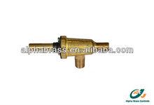 (AR19) ALPHA BRASS/ Volume Control HIGH MEDIUM LOW /GAS VALVE