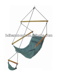 Wooden Pole Swing Hanging Chair For Bedrooms - Buy Indoor Hanging ...