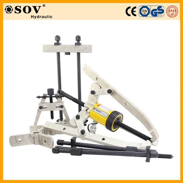 Posi Lock Hydraulic Puller : Posi lock ton hydraulic grip pullers view