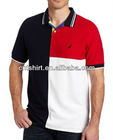 100% cotton men polo t-shirt