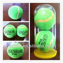 Bola de tênis artesanato