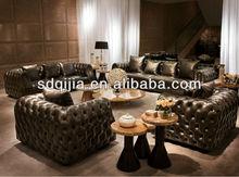 Luxury Chesterfield Sofa Set