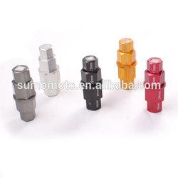 100% CNC Machined Steel / Aluminum Hex Axle Tool, 4-in-1, Sold stock, motorcycle repairing tool